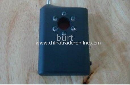 Wired & Wireless Hidden Spy Camera Detector/Finder