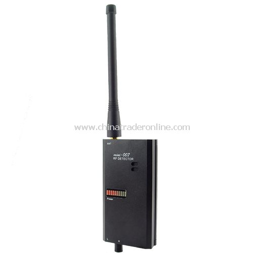 Wireless Video and Audio Signal Detector - Wireless Tap Detector For Your Privacy & Safe