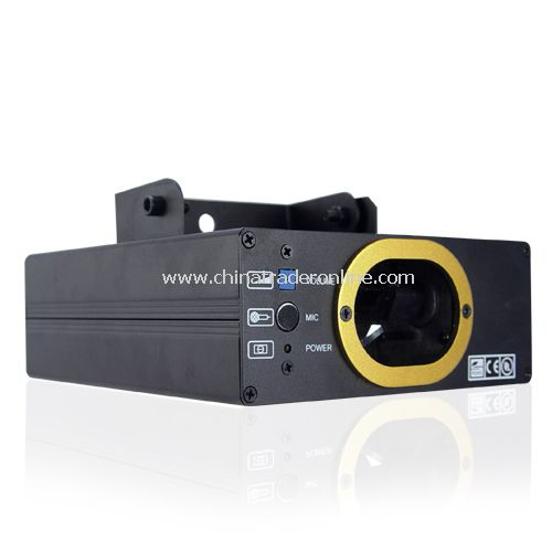 30mW Club Green Laser Projector For DJs and Parties - Club Laser Effect