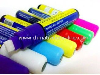 6mm highlighter pen led writing board pen for led writing board