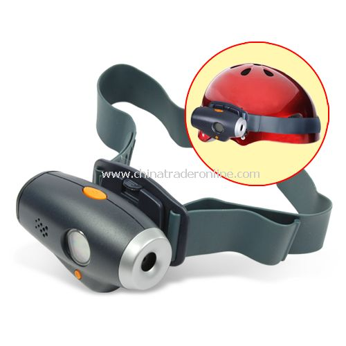 Action Sports Helmet Camera (30FPS) - Action Sports Helmet Camera - Low Price