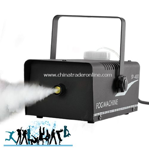 Fog Machine for Parties, Clubs, Halloween and More - No Harm