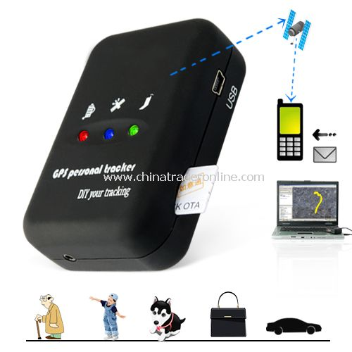 Global GPS Tracker with Two Way Calling + SMS Alerts - Works worldwide