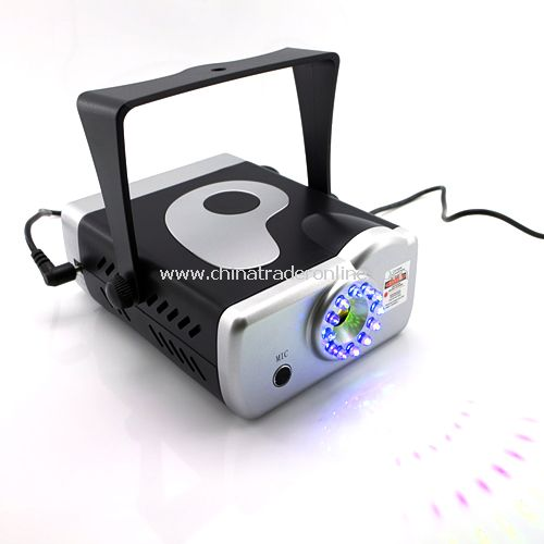 Mini Green and Red Voice Control DJ Laser projector-Best party projector!
