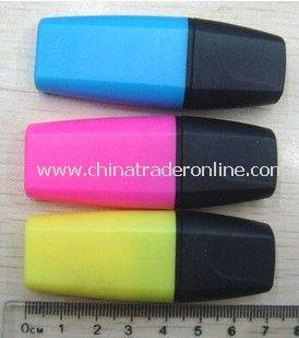 Mini Highlighter/Fluorescent Marker
