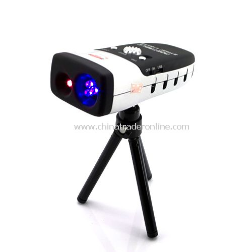 wholesale Mini Stage Laser Star Projector - Red & Green Lighting
