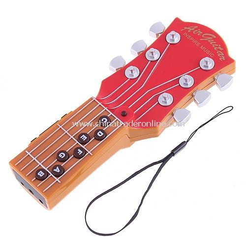 Pocket-sized E-Infrared Rhythm Music Air Guitar Pro Acoustic from China
