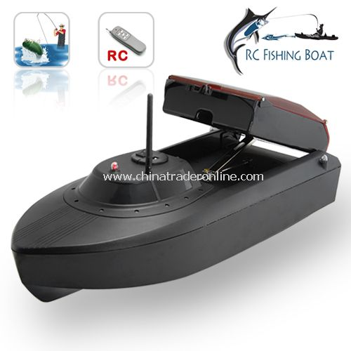 RC Fishing Boat with Bait Casting - Waterproof