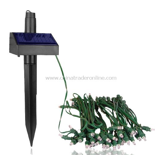 Solar Powered Courtyard Landscaping Light - Convenient solar powered decorations