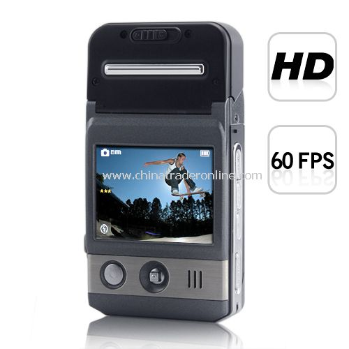 Venturer HD - Universes Smallest Action Camcorder (Titanium) - HDMI Out