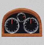 Car Dashboard clock