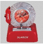 F1 Racing brake alarm clock