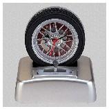 F1 Racing tire alarm clock