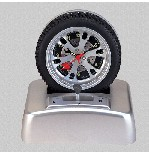F1 Racing tire alarm clock