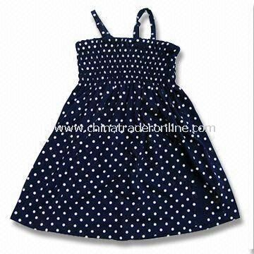 Polycarbonate Dress for 1 to 12 Year Old Baby, Measures 76 to 104cm
