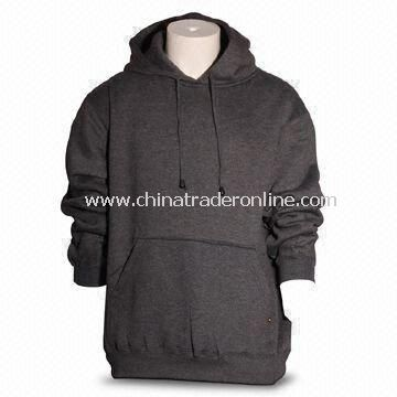 Brushed Fleece Sweater, Made of 100% Polyester Material