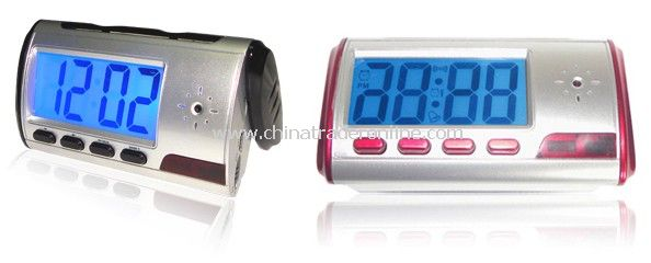 Clock Hidden Camera from China