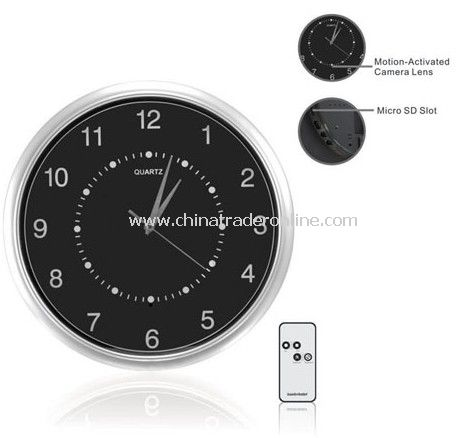 Clock Smart Cam