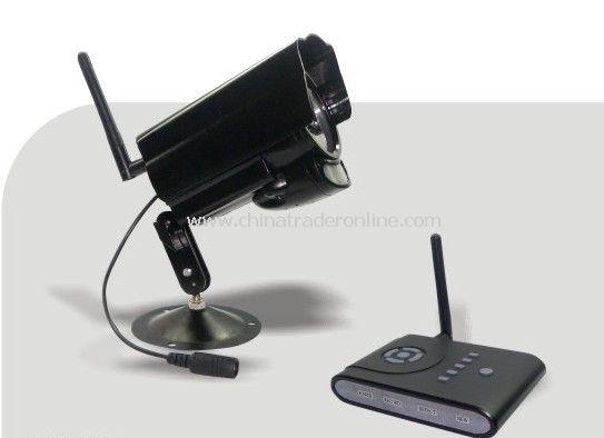 Digital wireless DVR