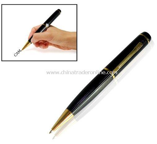 Hidden pen DV