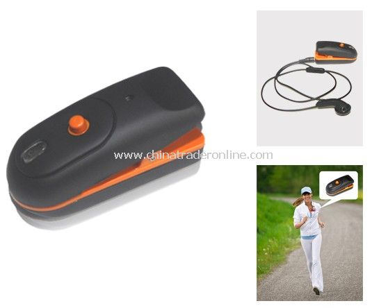 Hidden recordable earphone camera from China