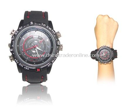 Water-proof Watch DV from China