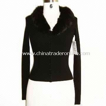 Womens Pullover and Sweater, Available in S, M, L, XL and XXL Sizes from China