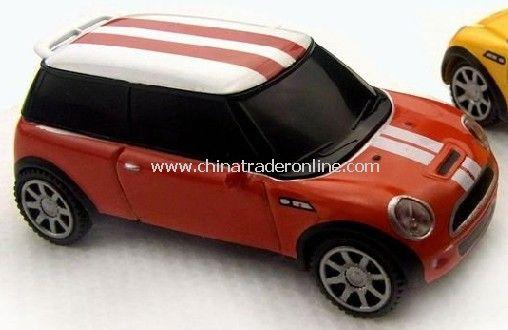 4W metal mini car usb flash drive