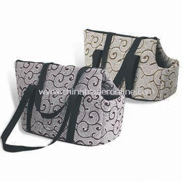 Durable Thick Sofa Fabric Pet Carry Bags, Available in Various Colors