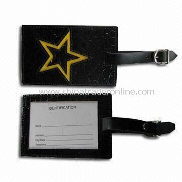 Luggage Tag in Various Shapes, Ideal for Promotions and Gifts