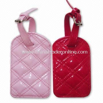 Luggage Tags, Customized Shapes are Accepted, Ideal for Promotions and Gifts