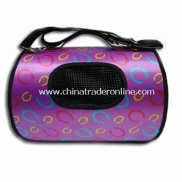 Pet Carrier, Available in Various Styles, Suitable for Outdoor Use, Customized Designs are Accepted
