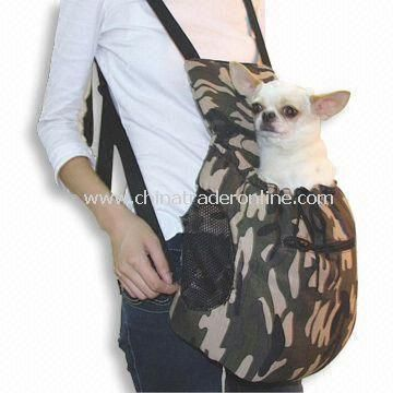 Pet Carrier Bag, Easy to Carry, Measures 26cm