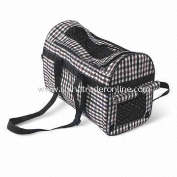 Pet Carrier Bag, Removable Base for Easy Cleaning