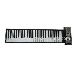 Roll Up Synthesizer Piano with 49 keys