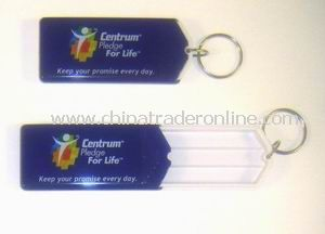 Wholesale Centrum Travel Size Pill Holder Keychain