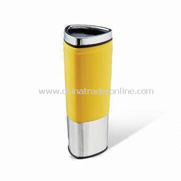 14oz Travel Mug, Made of AS