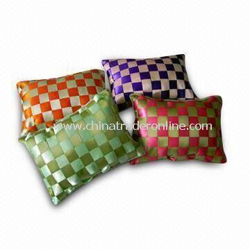 Air Pillows, Made of Flocked PVC, Thickness of 0.2mm, OEM Orders Welcomed