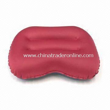 Air Pillows/Inflatable Neck Pillow/Promotion Pillow, Customized Designs Welcomed