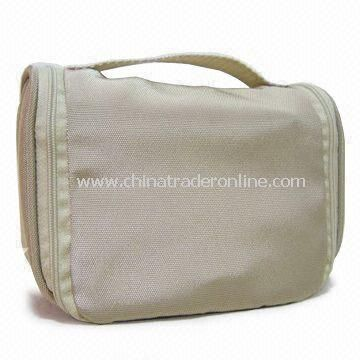 Travel Kit, Made of Nylon, Customized Logos are Welcome