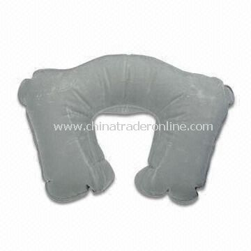 Travel Pillow, Customized Designs are Accepted, Suitable for Promotional Purposes
