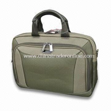 16-inch Flight Bag with Main Laptop Section, Expandable Packing Capacity