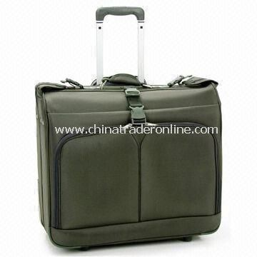 45 x 36 x 22cm Flight/Traveling/Trolley Bag, Made of PU + 210D Polyester