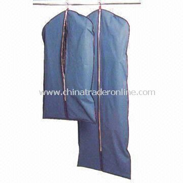 90g Garment Bag, Made of Eco-friendly and Nonwoven Material