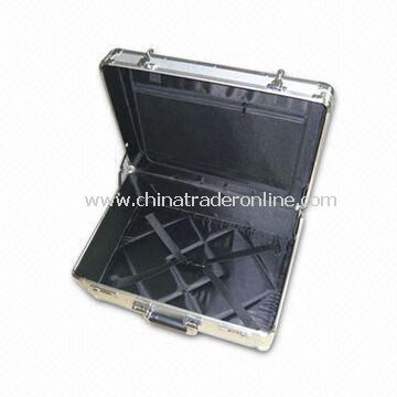 Aluminum Pilot Case with the Special Trolley