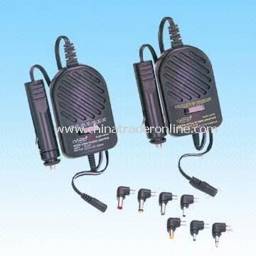 DC/DC Voltage Converter with Six Detachable Plugs