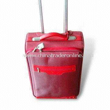 Flight/Duffel Bag, Available in Red, ODM Orders are Accepted