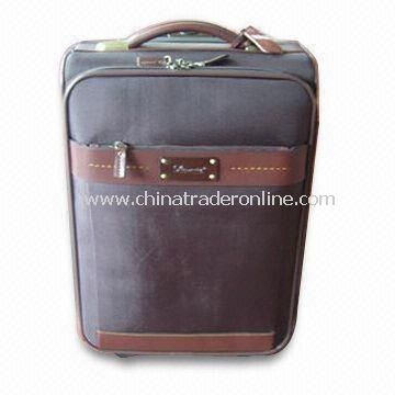 Flight/Trolley Bag, OEM Orders are Accepted, Available with Nylon Lining