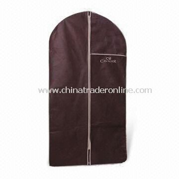 Garment Bag, Available in Various Colors and Sizes, Made of PP Nonwoven