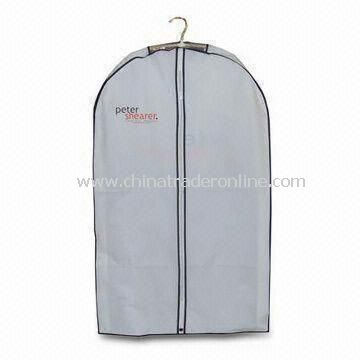 Garment Bag, Customized Printing Logos are Welcome, Protect Suit from Dust or Creases